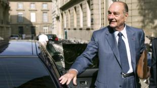 L'ancien président français Jacques Chirac est décédé jeudi 26 septembre à l'âge de 86 ans.