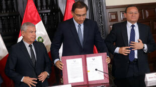El presidente peruano presenta el 9 de octubre el decreto supremo que habilita el referendo para el 9 de diciembre de 2018