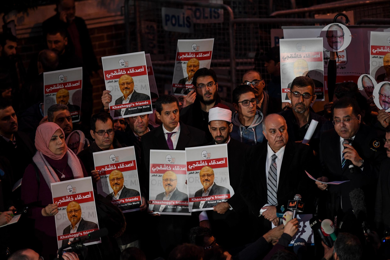 Huit personnes ont été condamnées en Arabie saoudite, le 7 septembre 2020, pour leur implication dans la mort du journaliste Jamal Khashoggi.