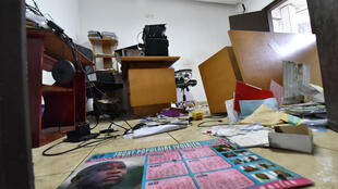 Des documents importants ont été volés durant la mise à sac du siège du FPI, lundi 1er septembre, à Abidjan.