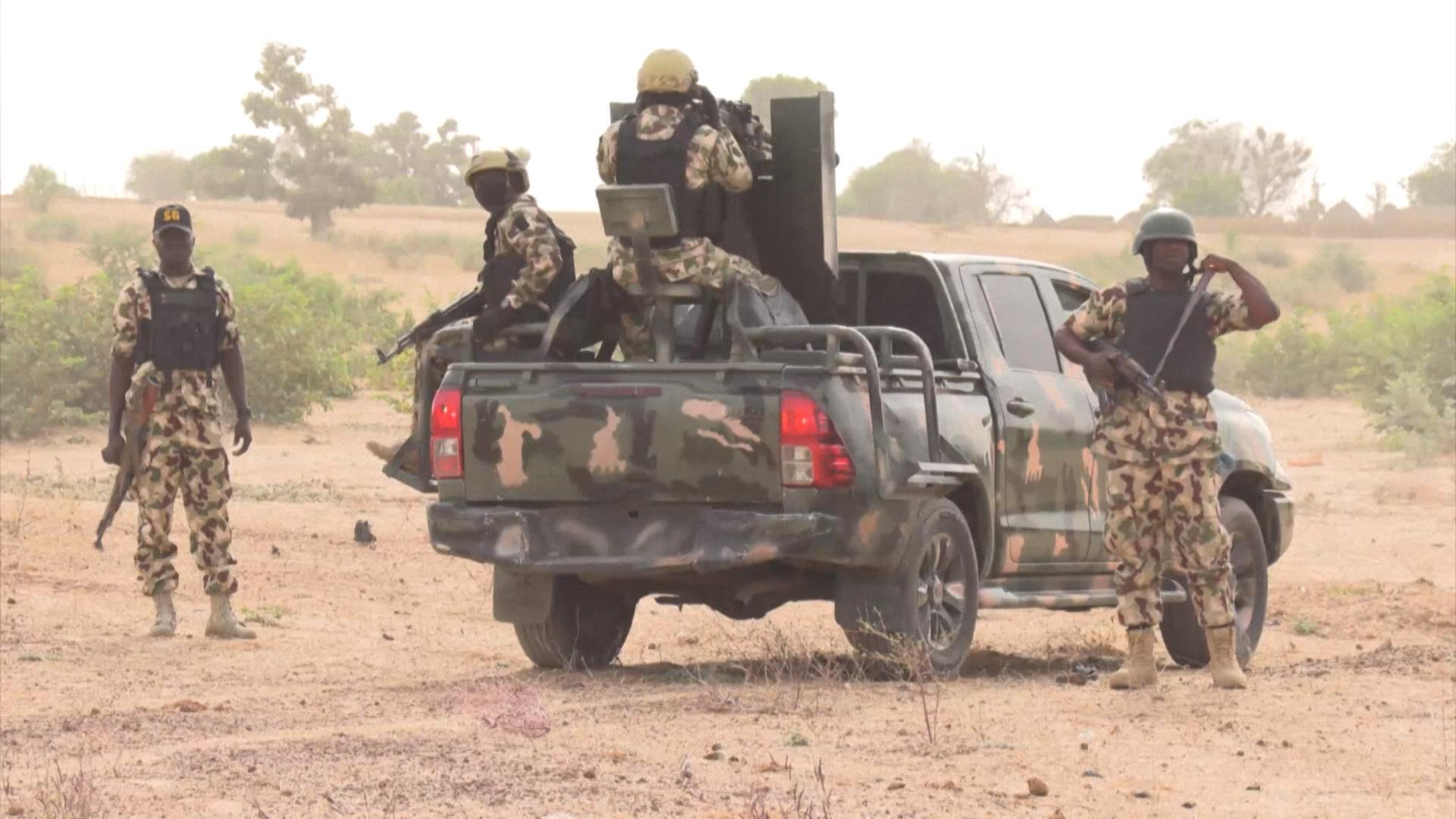 Armée nigériane