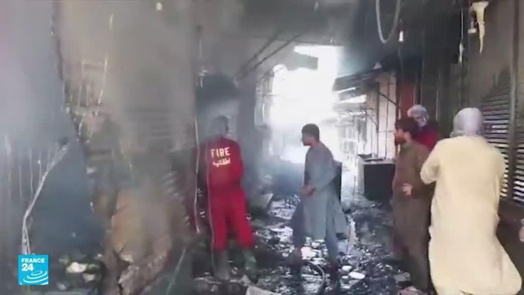 2021-08-09 16:01 طالبان تستولي على سادس مدينة كبيرة في أفغانستان