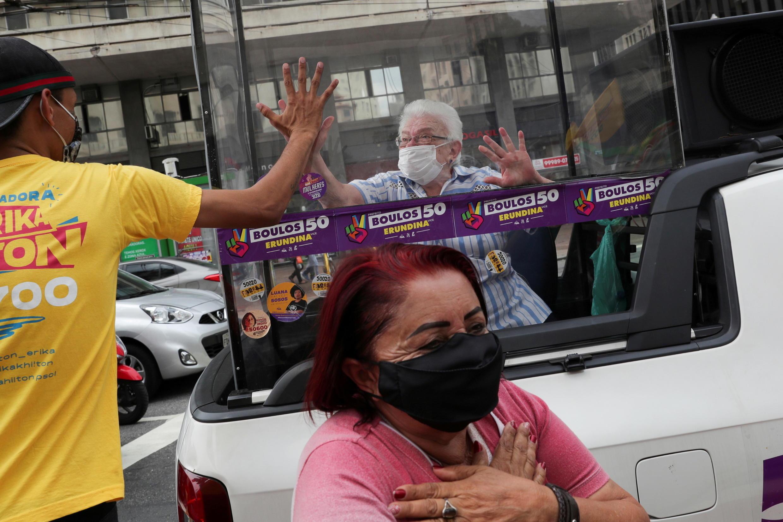 BRAZIL MUNICIPAL ELECTIONS CORONAVIRUS