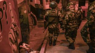 Colombia atraviesa una de las peores arremetidas de los grupos armados desde la firma de la paz con la guerrilla marxista FARC en 2016