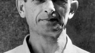 Buscado durante varios años, Adolf Eichmann fue capturado por el servicio secreto de Israel en Argentina, donde vivía bajo una identidad falsa desde la década de 1950. Foto sin fecha