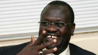 L'ancien vice-président Riek Machar