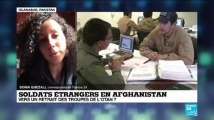 2021-02-17 07:10 Soldats étrangers en Afghanistan : vers un retrait des troupes de l'OTAN ?