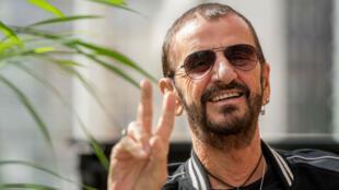 À 77 ans, Ringo Starr va être élevé au rang de chevalier pour services rendus à la musique.