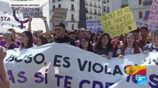 Los cinco candidatos de los principales partidos. De izquierda a derecha: Pablo Casado (PP), Pedro Sánchez (PSOE), Santiago Abascal (Vox), Pablo Iglesias (Unidas Podemos) y Albert Rivera (Ciudadanos).