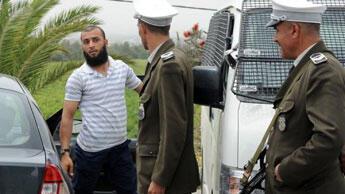 Seifeddine Raïs, porte-parole du mouvement Ansar al-Charia