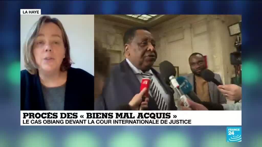 """2020-02-17 10:09 """"Bien mal acquis"""" : L'hôtel particulier de 4000 m² de Theodorin Obiang au cœur de l'affaire"""