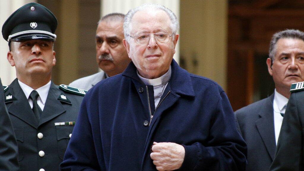 En 2011, Fernando Karadima había sido condenado por la justicia canónica a una vida de reclusión y penitencia por pedofilia.