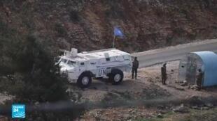 """قوات حفظ السلام الأممية """"يونيفيل"""" العاملة في لبنان"""