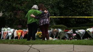 La photo de Robert Bowers, l'auteur de la fusillade de Pittsburgh, diffusée par les médias américains, le 27 octobre 2018.