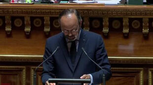 Edouard Philippe Senat deconfinement