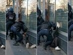 French prosecutors open inquiry into police assault of protester