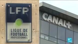 2021-02-05 12:13 Top French football league signs stopgap TV deal with Canal+, ending months-long battle