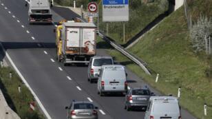 Un précédent camion dans lequel avait été retrouvé 71 corps de migrants, avait été découvert en Autriche.