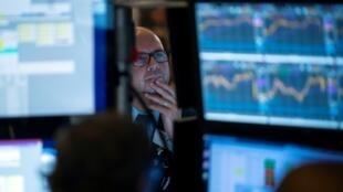 La Bourse de New York reculait à l'ouverture face aux doutes sur les négociations entre Washington et Pékin
