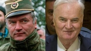 Bosnian Serb military chief Ratko Mladic -- dubbed the Butcher of Bosnia -- was sentenced to life behind bars in 2017 for war crimes, crimes against humanity and genocide during the Balkans civil war in the 1990s