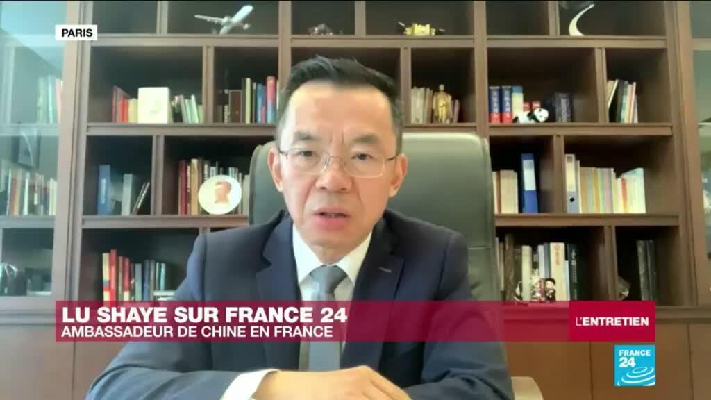 Lu Shaye, ambassadeur de Chine en France