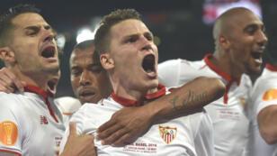 Le FC Séville a remporté sa troisième Ligue Europa d'affilée.