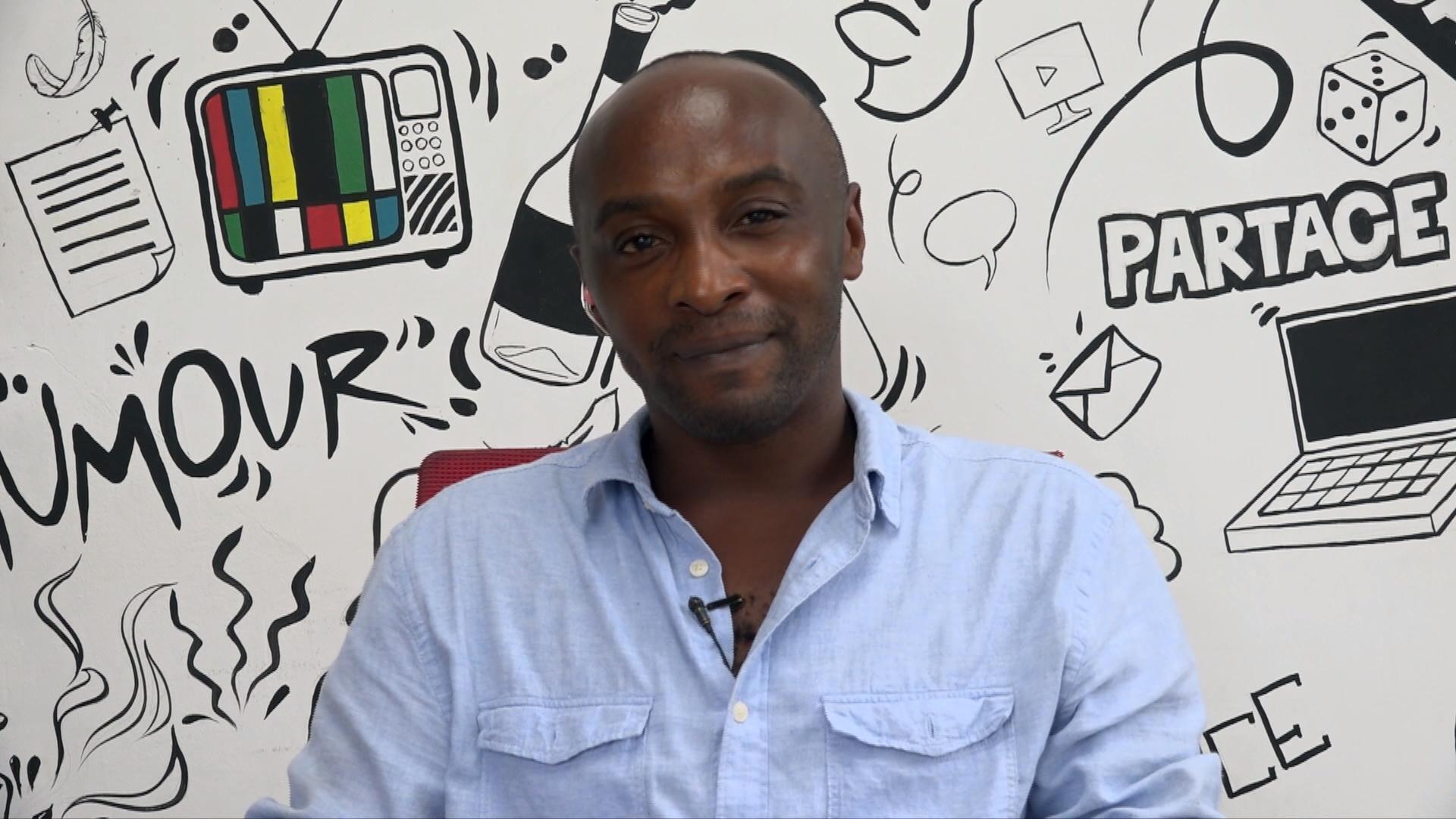 Alex Ogou, invité d'Afrique Hebdo