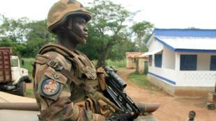 Les militaire de l'opération française Sangaris en Centrafrique ont quitté la base de Sibut en province du pays.