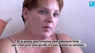Nadège a perdu sa petite sœur en 2017 : après des années de sévices physiques et psychologiques, Ghylaine a été battue et immolée par son ex-conjoint.