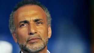 L'universitaire suisse controversé Tariq Ramadan, spécialiste de l'islam, a été incarcéré le 2 février 2018 à Paris.