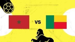 المنتخب المغربي يسعى لتخطي بنين وإحراز التأهل لربع النهائي.