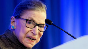 US Supreme Court Justice Ruth Bader Ginsburg is undergoing chemotherapy for a recurrence of cancer