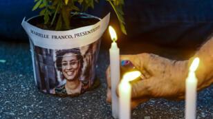 Rio de Janeiro pleure la mort de la conseillère municipale Marielle Franco, tuée le 14 mars 2018.