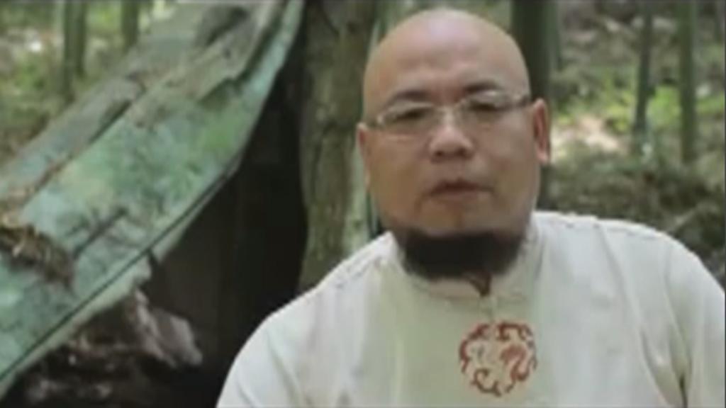 """Wu Gan, de 45 años, era conocido en internet como el """"Supercarnicero Vulgar"""" y se volvió en una figura mediática por sus campañas llenas de ironía y humor en contra del sistema político chino."""