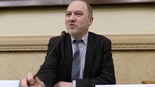 Le député de Paris Denis Baupin est accusé de harcèlement et d'agression sexuelle par au moins 13 femmes.