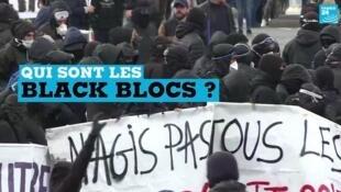 Les Black Blocks se sont notamment fait remarquer lors des manifestations contre Notre-Dame-des-Landes ou contre la loi travail.
