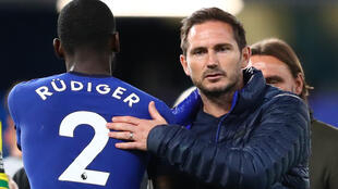 Chelsea manager Frank Lampard is preparing his team to face Manchester United in an FA Cup semi-final