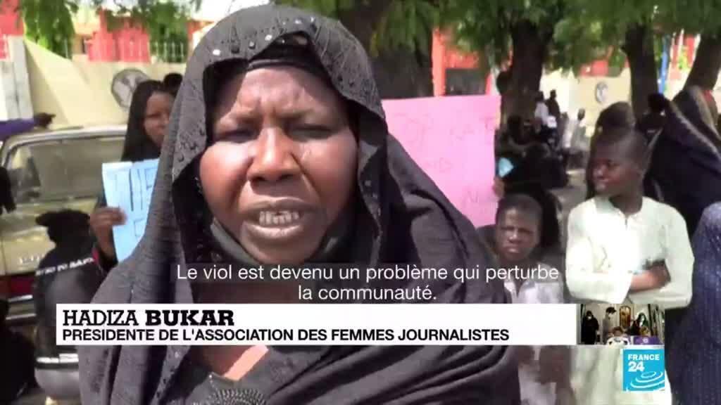 2020-06-19 14:12 Au Nigeria, l'augmentation inquiétante des violences contre les femmes