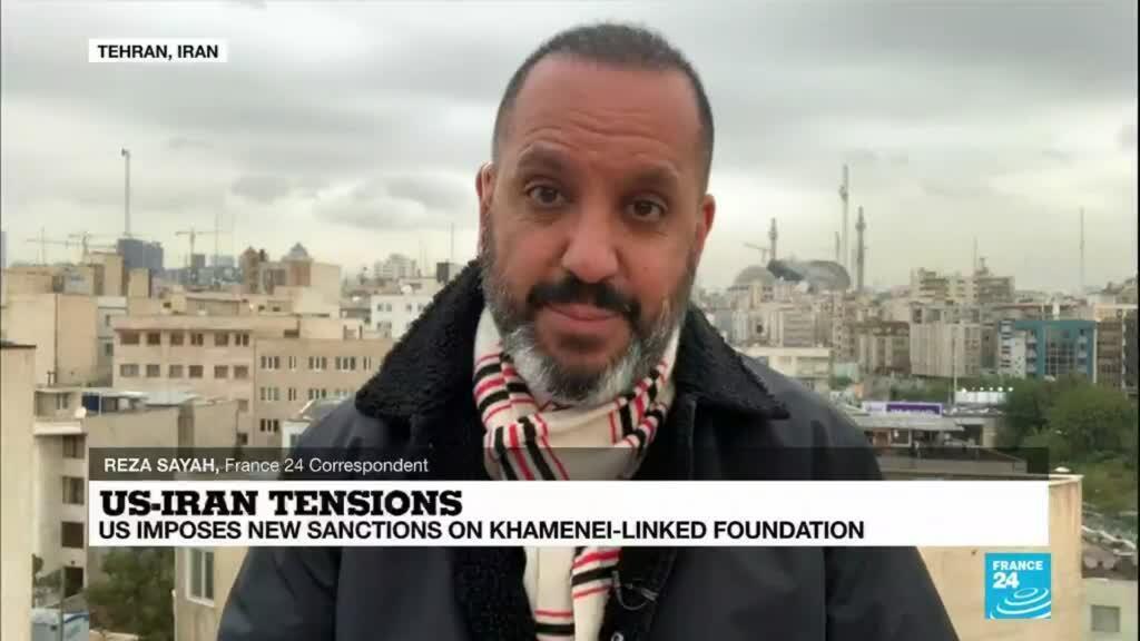 2020-11-19 08:04 US imposes sweeping sanctions on Iran, targets Khamenei-linked foundation