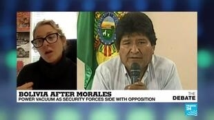2019-11-11 19:35 Nicole Fabricant: Evo Morales diminished his legacy in not leaving after three terms