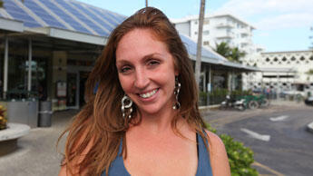 """Rachel Streitfeld est directrice régionale de l'association """"pro-israélienne et pro-paix"""" J-Street."""