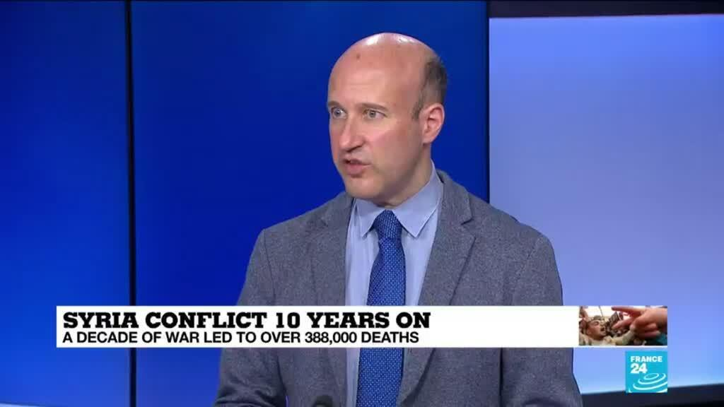 2021-03-15 17:10 Syria conflict 10 years on: Why is Bashar al-Assad still standing?