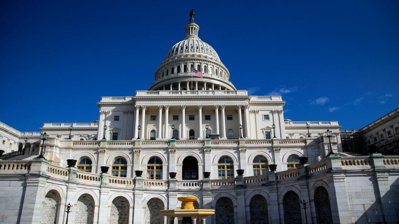 El Capitolio de EE. UU. Washington, EE. UU., el 20 de enero de 2019.