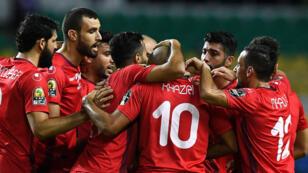 Face au Zimbabwe, la Tunisie a parfaitement tenu son rang, lundi 23 janvier 2017.