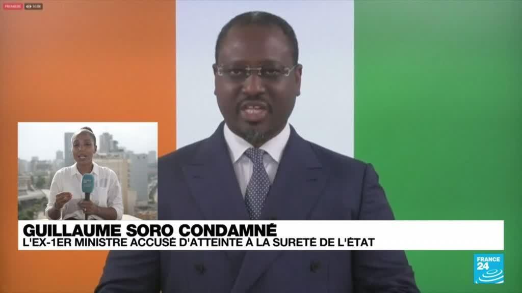 2021-06-23 18:01 Guillaume Soro condamné en Côte d'Ivoire : quelles conséquences sur le plan politique ?
