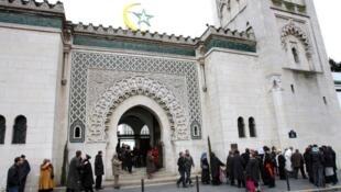 الجامع الكبير بباريس