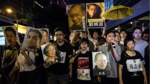 Les manifestations contre la Chine se multiplient à Hong Kong pour protester contre la visite de Xi Jinping.