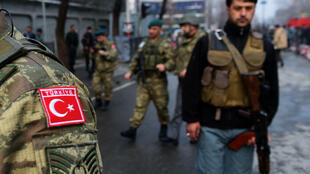 Soldats Turquie Afghanistan