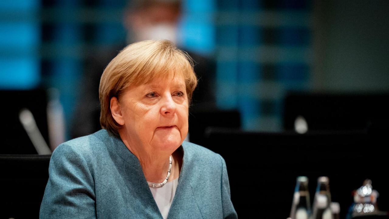 Germany's 'eternal chancellor' Angela Merkel marks 15 years in office