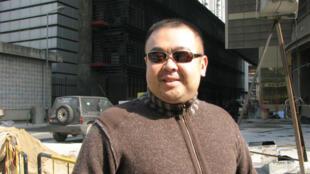 Kim Jong-Nam à Macao, en Chine, le 30 janvier 2007.